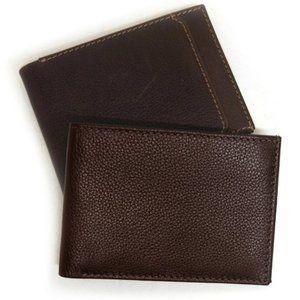 BOCONI Leather Slimster Wallet